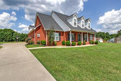Murfreesboro Single Family Home Under Contract - Showing: 1338 Randolph St