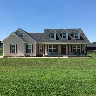 Bedford County Single Family Home For Sale: 219 Jack Taylor Rd
