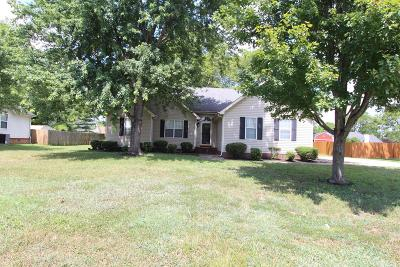 Murfreesboro Single Family Home For Sale: 1314 Sycamore Dr