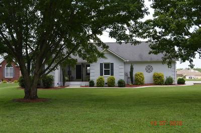 Single Family Home For Sale: 1573 Carter Road