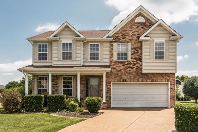 Single Family Home For Sale: 5011 Peach Orchard Dr