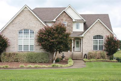 Robertson County Single Family Home For Sale: 1021 Luton Way