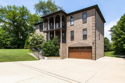 Old Hickory Single Family Home Under Contract - Showing: 2601 Lakeshore Dr