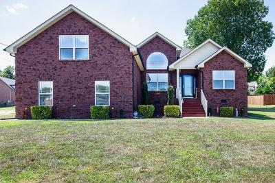 Single Family Home For Sale: 4205 Griffith Pl
