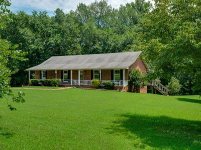 Cheatham County Single Family Home Under Contract - Showing: 3622 Sweethome Rd