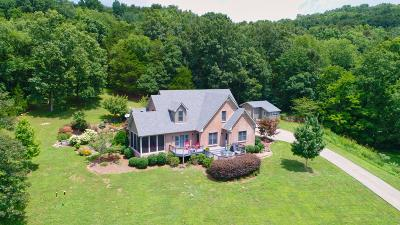 Single Family Home For Sale: 757 Lake Hollow Rd