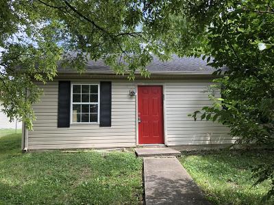 Montgomery County Single Family Home For Sale: 1209 Cedar Street