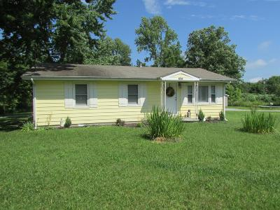 Single Family Home Under Contract - Showing: 636 Highland Dr