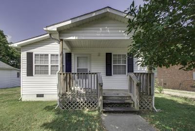 Wilson County Single Family Home Under Contract - Showing: 239 Commerce Ave