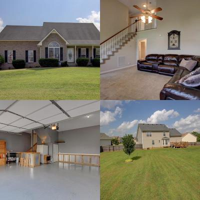 Clarksville Single Family Home For Sale: 936 Wheatfield Ct