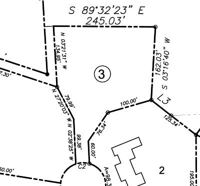 Hendersonville Residential Lots & Land For Sale: 1046 Parsons Private Way Lot 3