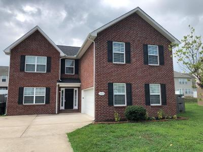 Murfreesboro Rental For Rent: 1513 Sunray Dr