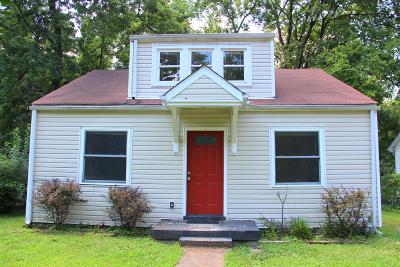 Single Family Home For Sale: 1124 Chester Ave