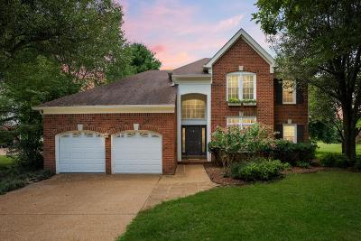 Brentwood Single Family Home Under Contract - Showing: 1563 Aberdeen Dr