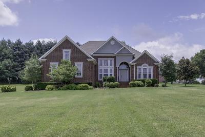 Gallatin Single Family Home For Sale: 412 Bentz Ct S