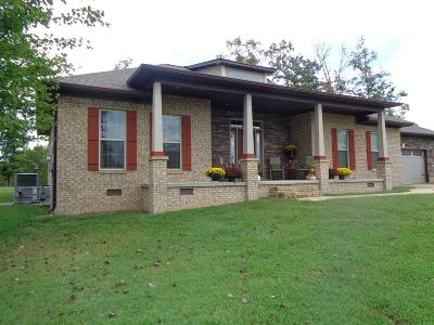 Lawrenceburg Single Family Home For Sale: 74 Cottonwood Ln
