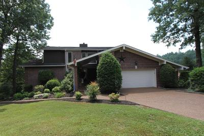 Kingston Springs Single Family Home For Sale: 1085 Forest Dr