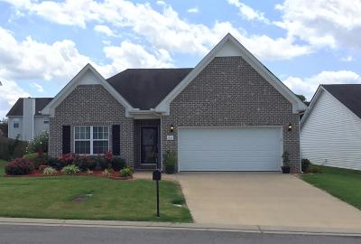 Single Family Home Under Contract - Showing: 3719 Chipara Dr