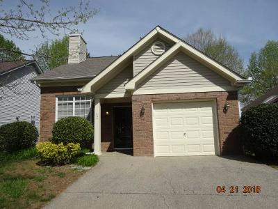 Franklin Single Family Home For Sale: 406 Reigh Ct