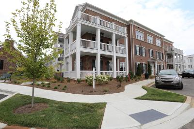 Franklin Condo/Townhouse For Sale: 201 Swain Cir #104