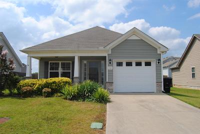 Murfreesboro TN Single Family Home Under Contract - Showing: $199,900