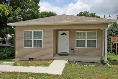 Springfield Single Family Home For Sale: 1615 Clay St