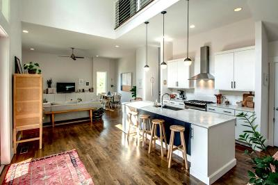 East Nashville Single Family Home Under Contract - Showing: 1602 Cahal Ave