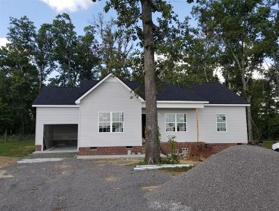 Bradyville Single Family Home Under Contract - Showing: 231 McMahan