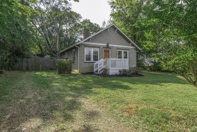 Madison Single Family Home Under Contract - Showing: 770 Oakdell Ave