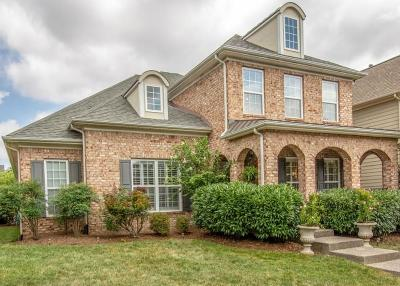 Franklin Single Family Home For Sale: 408 Wandering Trail