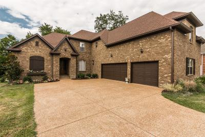 Hendersonville Single Family Home Under Contract - Showing: 111 Wynbrooke Trace