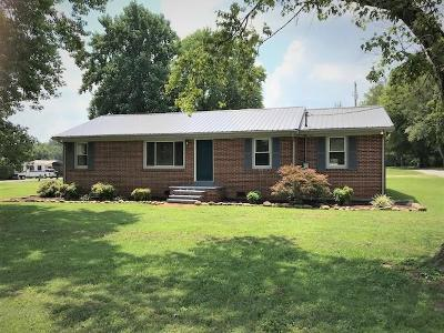 Winchester Single Family Home Under Contract - Showing: 3579 Lynchburg Rd