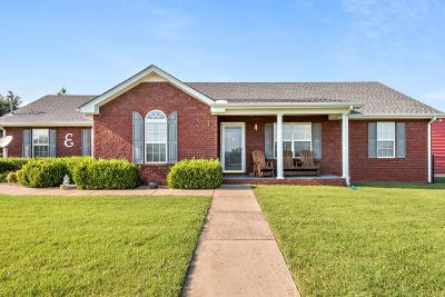 Rutherford County Single Family Home Under Contract - Not Showing: 3001 Sellers Ct