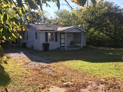 Murfreesboro Single Family Home For Sale: 1021 W College St