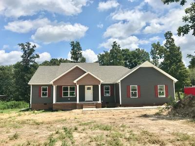 Mount Pleasant Single Family Home Under Contract - Showing: 805 Presley Circle