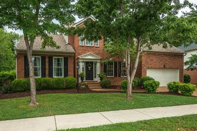 Franklin Single Family Home Under Contract - Showing: 708 Founders Pointe Blvd