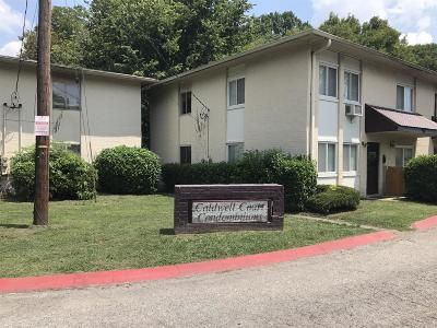 Davidson County Condo/Townhouse Under Contract - Not Showing: 550 Harding Pl Apt D115