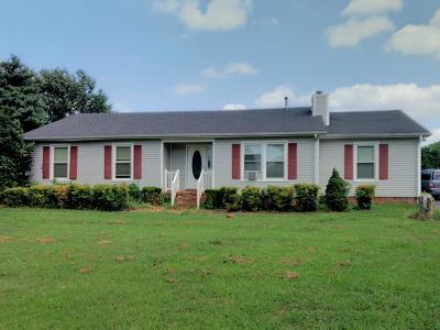 Single Family Home For Sale: 464 S Fawn Ct