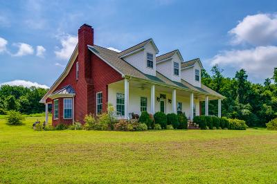 Hampshire Single Family Home For Sale: 4113 Old State Rd