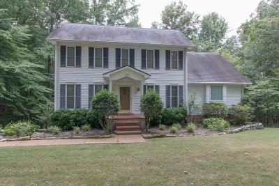 Pegram Single Family Home For Sale: 899 Thompson Rd