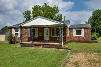 White Bluff TN Single Family Home Under Contract - Showing: $160,000