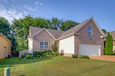 Spring Hill  Single Family Home For Sale: 1066 Golf View Way