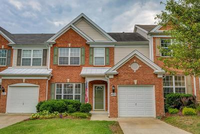 Brentwood Condo/Townhouse Under Contract - Showing: 423 Old Towne Dr