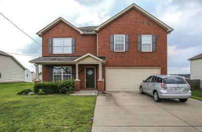 Single Family Home For Sale: 1126 Harmony Ln