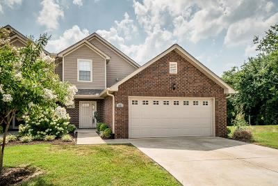 Spring Hill  Single Family Home For Sale: 1021 Irish Way