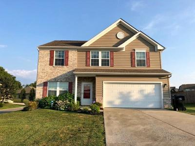 Columbia Single Family Home For Sale: 1801 Wesley Ct