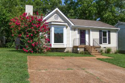 Madison Single Family Home Under Contract - Showing: 1336 Pilgrim Dr