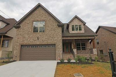 Hermitage Single Family Home For Sale: 840 Bloomdale Trace