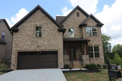 Hermitage Single Family Home For Sale: 836 Bloomdale Trace