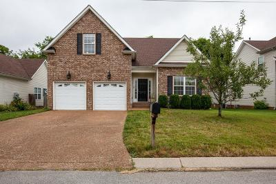 Spring Hill  Single Family Home For Sale: 1038 Golf View Way